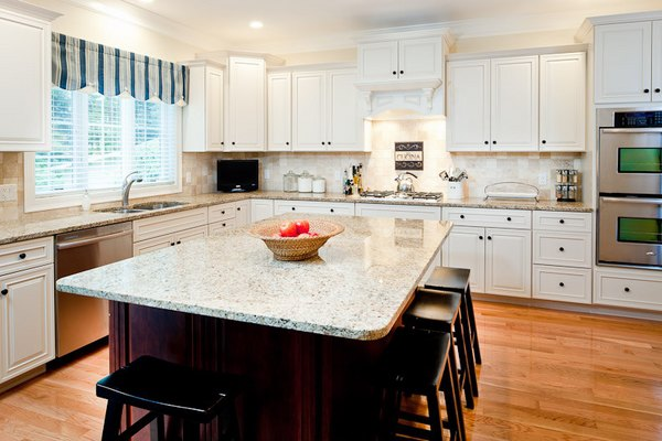 The Granite Benchtop Company White Kitchen 8